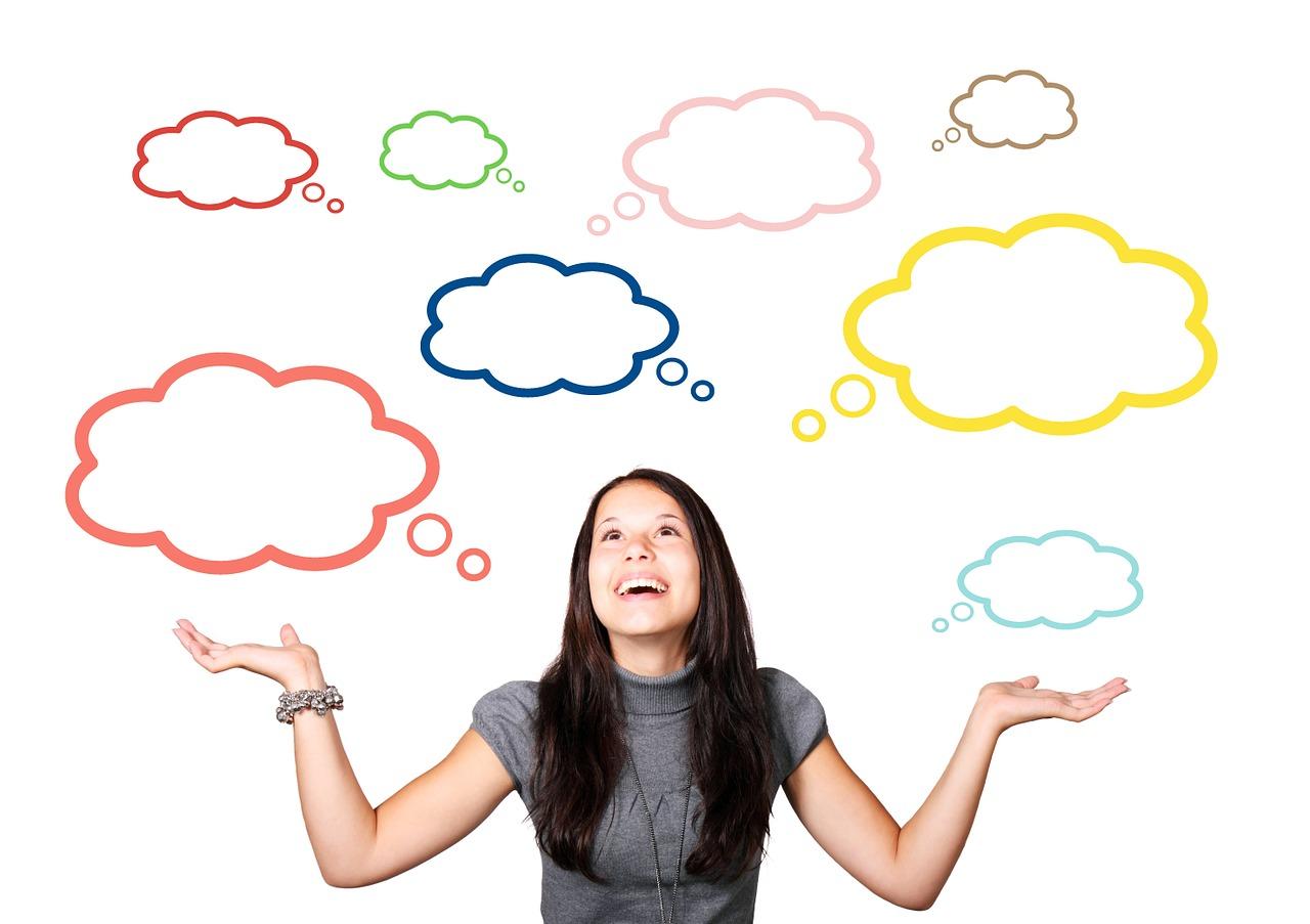 Gedanken und Einstellungen Tipps